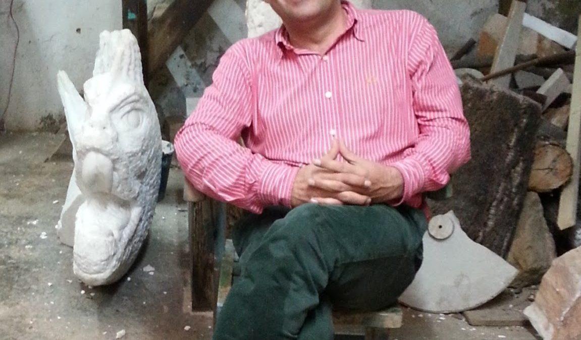 Luis Babiano, experto en gestión del agua.